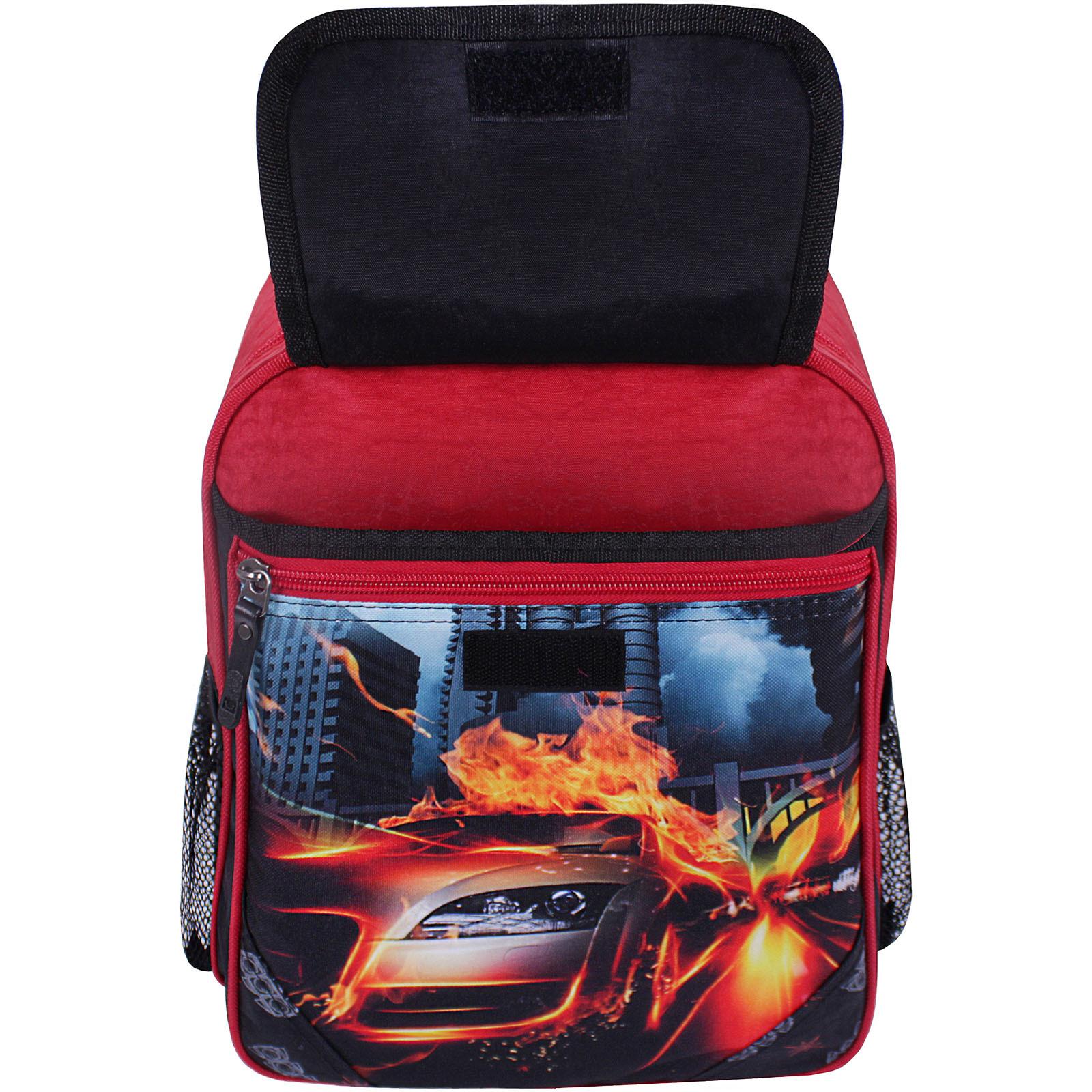 Рюкзак школьный Bagland Отличник 20 л. черный 500 (0058070) фото 4
