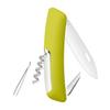 Швейцарский нож SWIZA D01 Standard, 95 мм, 6 функций, салатовый