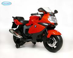 Электромотоцикл  BMW K1300S красный