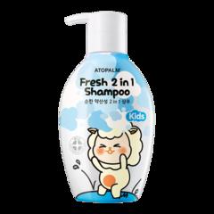 ATOPALM Fresh 2 In 1 Shampoo Kids 380ml