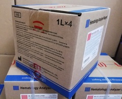 A11-000128 Раствор лизирующий M-53 LEO (I) lyse (1л*4) для ВС /Shenzhen Mindray Bio-Medical Electronics Co., Ltd. (Шэньчжэнь Майндрэй Био-Медикал Электроникс Ко., Лтд.), Китай