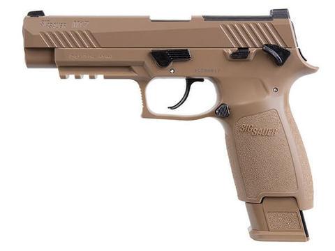 Пневматический пистолет SIG Sauer P320-M17 4.5 мм (P320-177-M17-CT)