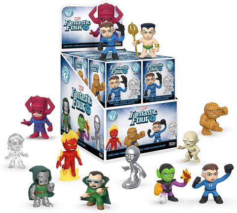 Случайная фигурка Fantastic Four || Funko Mystery Minis