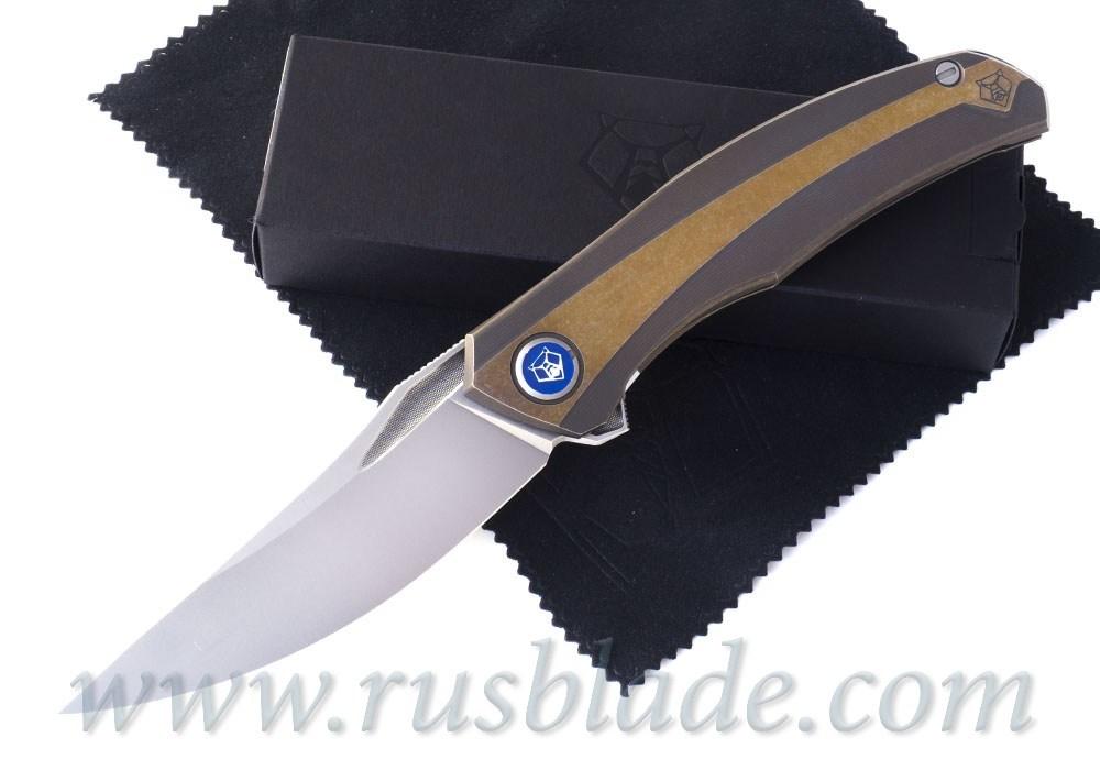 Shirogorov Quantum EX M398 Blade Show Exclusive