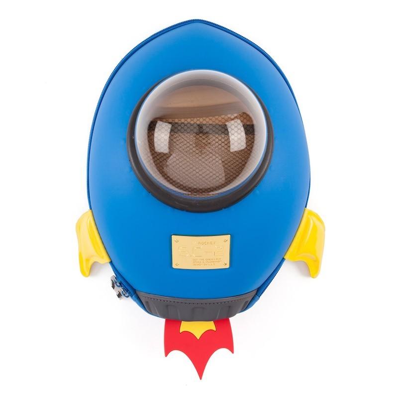 Голубой цветовой вариант Rocket backpack