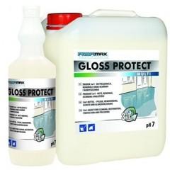 Средство для ухода за водостойкими напольными покрытиями Lakma Profimax Gloss Protect Multi 5 л (концентрат)