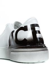 Кожаные кроссовки Iceberg 1290 белые