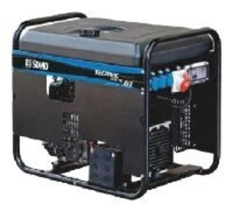 Кожух для бензиновой электростанции SDMO Technic 7500TE