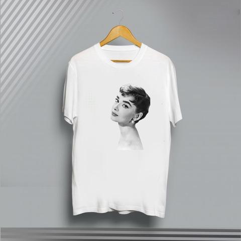 Odri Hepbern t-shirt 2