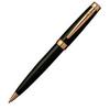 Pierre Cardin Luxor - Black GT, шариковая ручка, М
