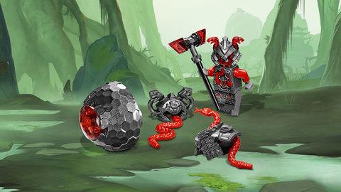 LEGO Ninjago: Атака Алой армии 70621 — The Vermillion Attack — Лего Ниндзяго