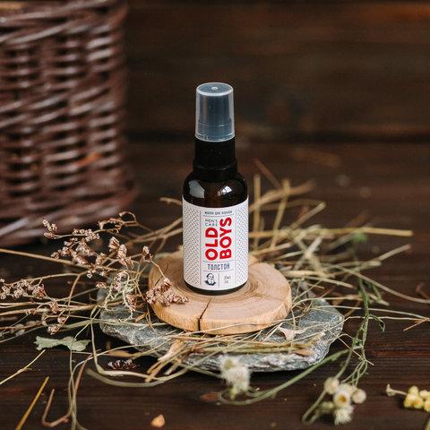 Масляный коктейль для бороды Толстой Краснополянская косметика, 30 мл