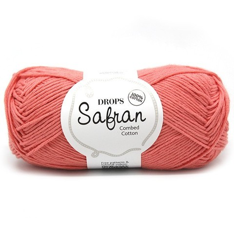Пряжа Drops Safran 12 персик