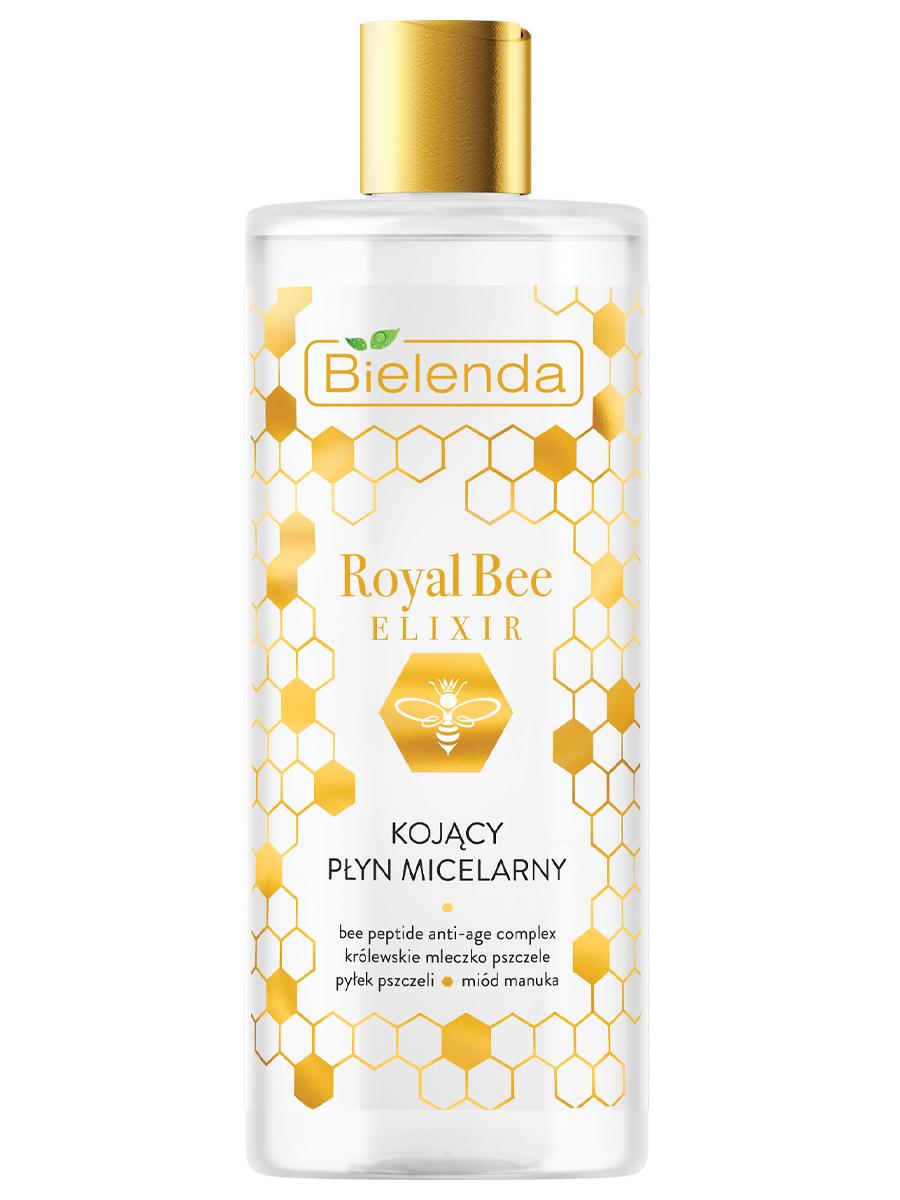 ROYAL BEE ELIXIR Успокаивающая мицеллярная вода 500 мл