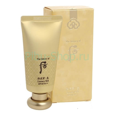 The History of Whoo Gongjinhyang:Mi Luxury BB Cream (SPF 20), 45 мл