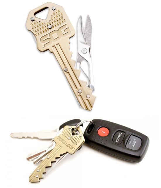 SOG Key Scissors модель Key-202