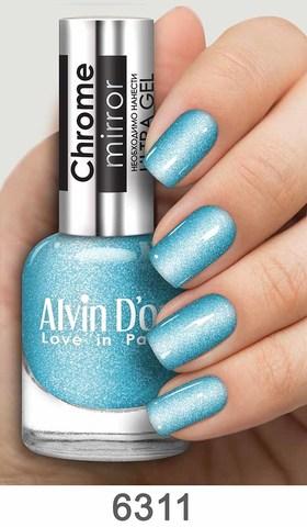 Alvin D`or Лак д/ногтей Chrome mirror тон 6311
