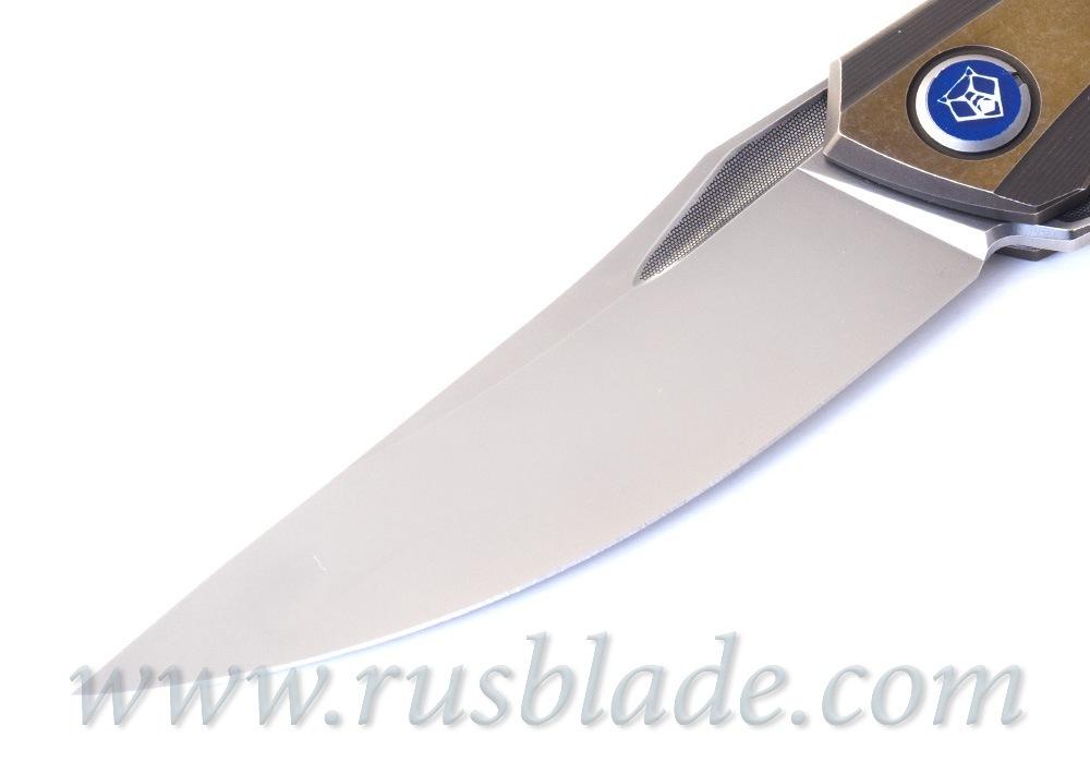 Shirogorov Quantum EX M398 Blade Show Exclusive - фотография