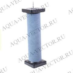 Распылитель воздуха корундовый цилиндр с медным штуцером ASC-666 (40*210*5мм)