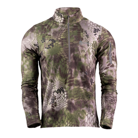 Толстовка KRYPTEK Arma fleece 1/2 ZIP Altitude