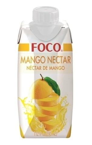 Нектар FOCO манго 330 мл