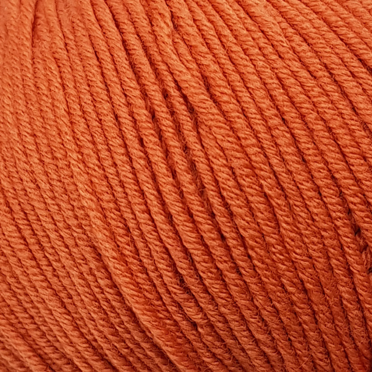 Пряжа Lana Gatto Maxi Soft 8958 морковный пирог