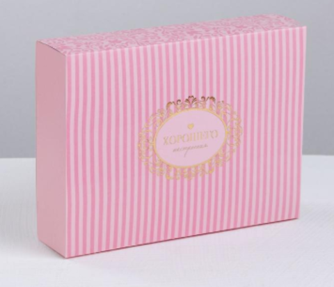 Коробка «Хорошего настроения», 20*15*5 см