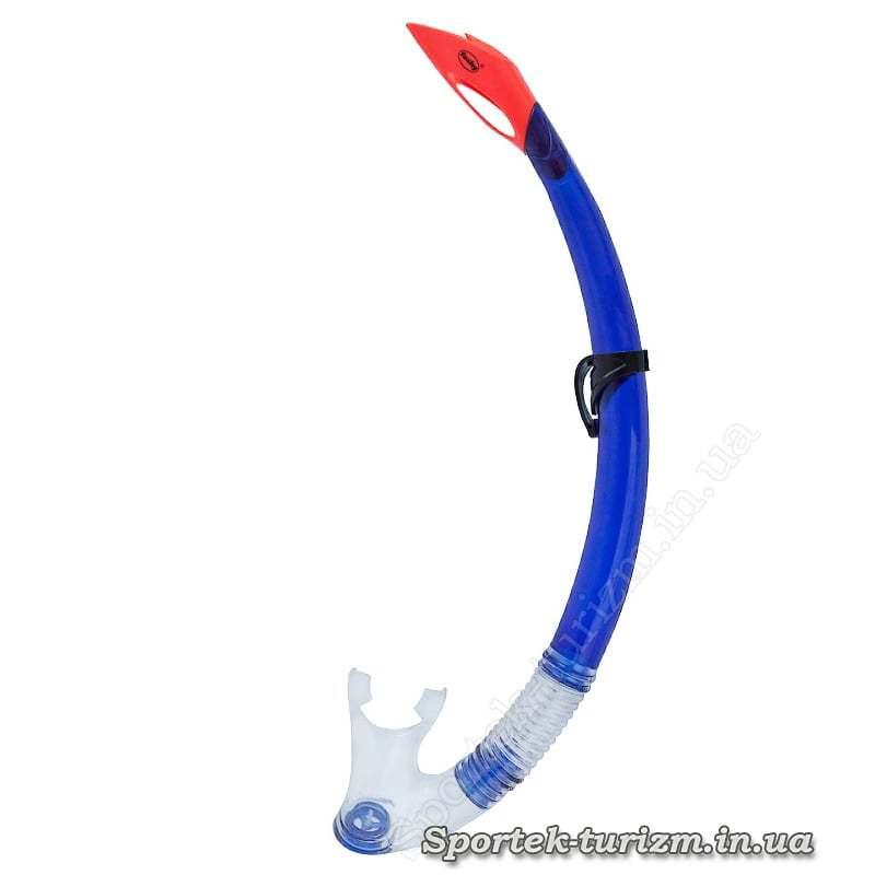 Трубка для підводного плавання, дайвінгу, сноркелинга Fashy Snorkel Adult (model 8877)