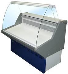Витрина холодильная Нова ВХС-1,2       ( 0..... +7 )
