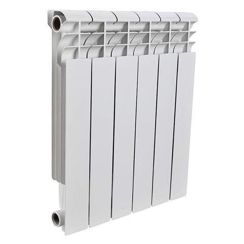 Радиатор алюминиевый секционный ROMMER Profi 350 - 6 секций