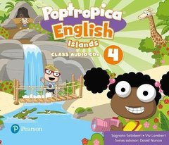 Poptropica English Islands 4 Class CD