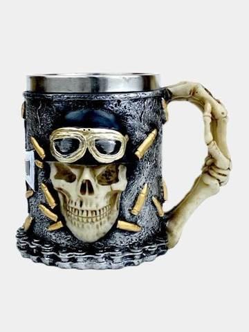 Кружка  «Скелет»