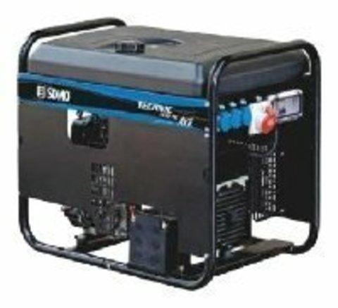 Кожух для бензинового генератора SDMO Technic 7500TE+R05 (6500 Вт)