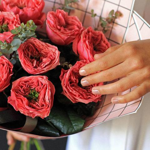 Розы пионовидные Country Garden от 5шт