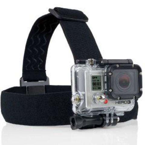 Крепление на голову Head Strap Mount для камер Gopro Hero 3 Gopro Hero3+ (ремень)