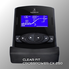 Clear Fit CrossPower CX 250