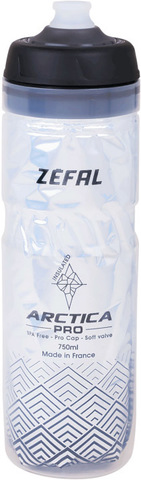 Картинка термофляга Zefal Arctica Pro 75 Прозрачный/Черный - 1