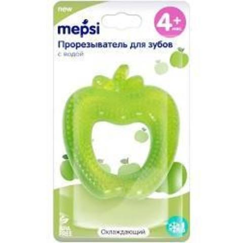 Mepsi прорезыватель охлаждающий  «Яблоко»