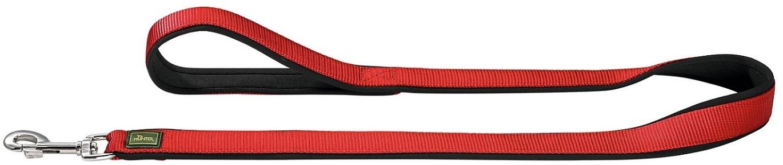 Поводки Поводок для собак, Hunter Neopren 20/100, нейлон/неопрен, красный/черный 62290.jpg