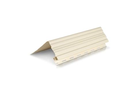 Фасадный декор Доломит - Околооконная планка Горизонтальная Слоновая кость