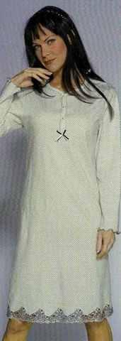Ночная сорочка трикотажная PRIMA ROSA C 243-7