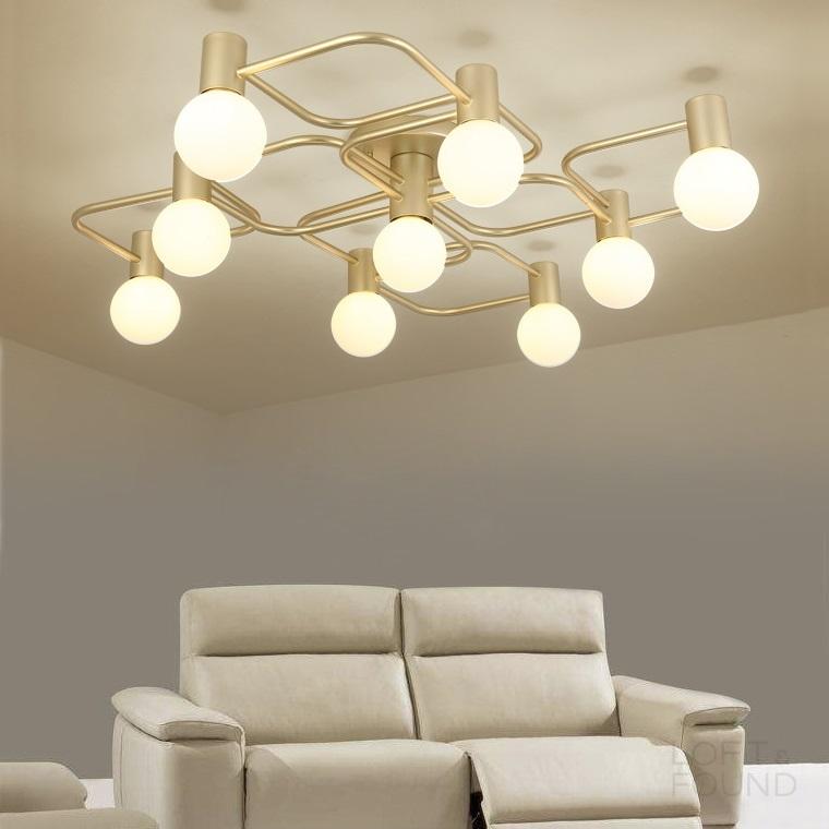 Потолочный светильник Lampatron style Rom
