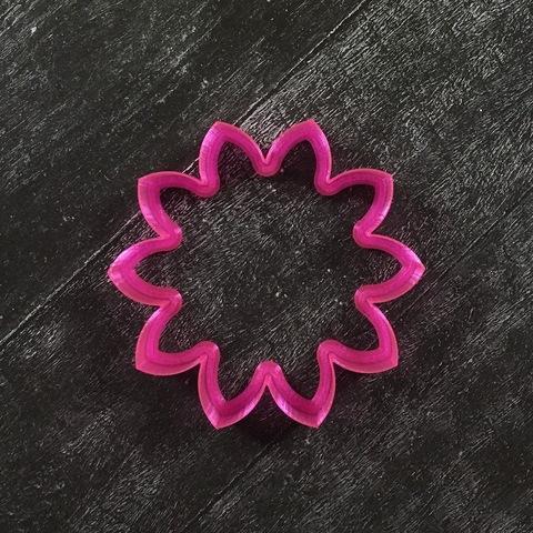 Цветок №27 Подсолнух
