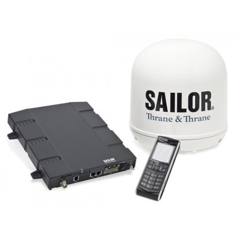 Купить Морской спутниковый терминал Thrane & Thrane Sailor 150 Fleetbroadband по доступной цене