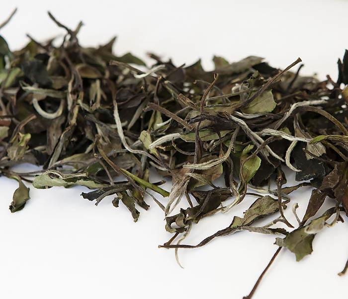 TEA-CH125 Китайский белый чай «Белый Пион» (Бай Му Дань, 50 гр)