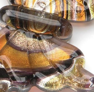 Кулон-бабочка 25m50_3511t