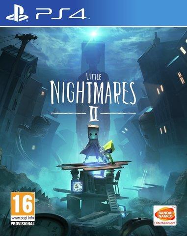 Little Nightmares II (PS4, русские субтитры)