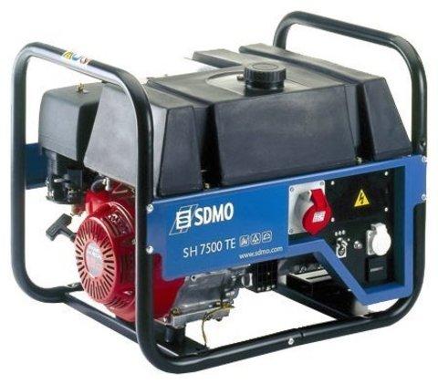 Кожух для бензиновой электростанции SDMO Technic SH 7500T