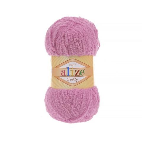 Пряжа Alize Softy цвет 191