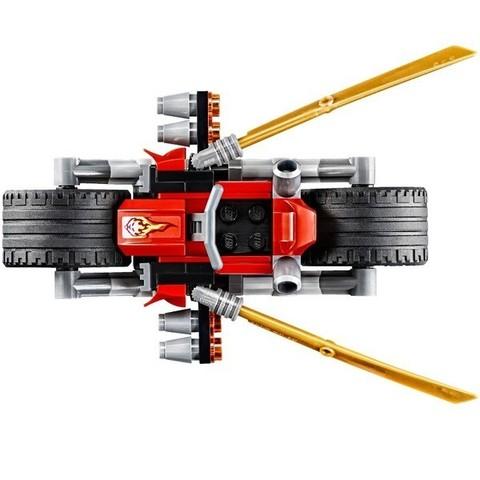LEGO Ninjago: Погоня на мотоциклах 70600 — Ninja Bike Chase — Лего Ниндзяго